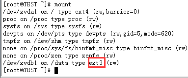 阿里云服务器重启后数据盘不见了
